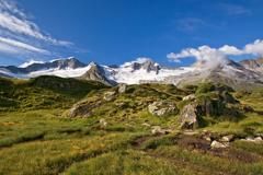 Zillertaler Hauptkamm © Naturpark Zillertaler Alpen